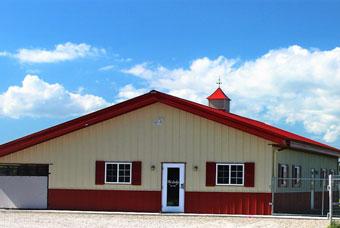 Spur Ridge Vet Clinic building front